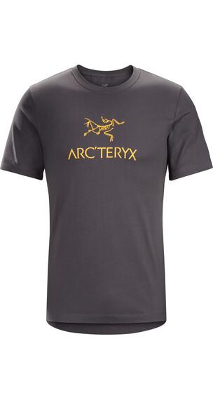 Arc'teryx Arc'word t-shirt Heren grijs